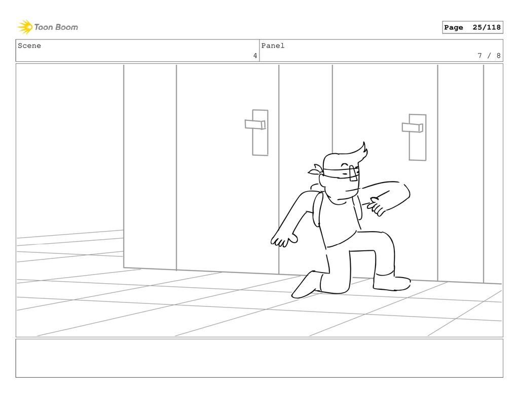 Scene 4 Panel 7 / 8 Page 25/118