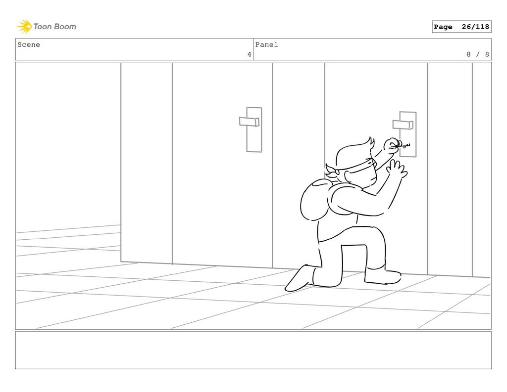 Scene 4 Panel 8 / 8 Page 26/118