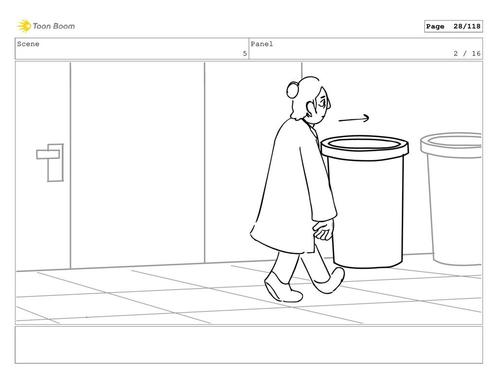 Scene 5 Panel 2 / 16 Page 28/118