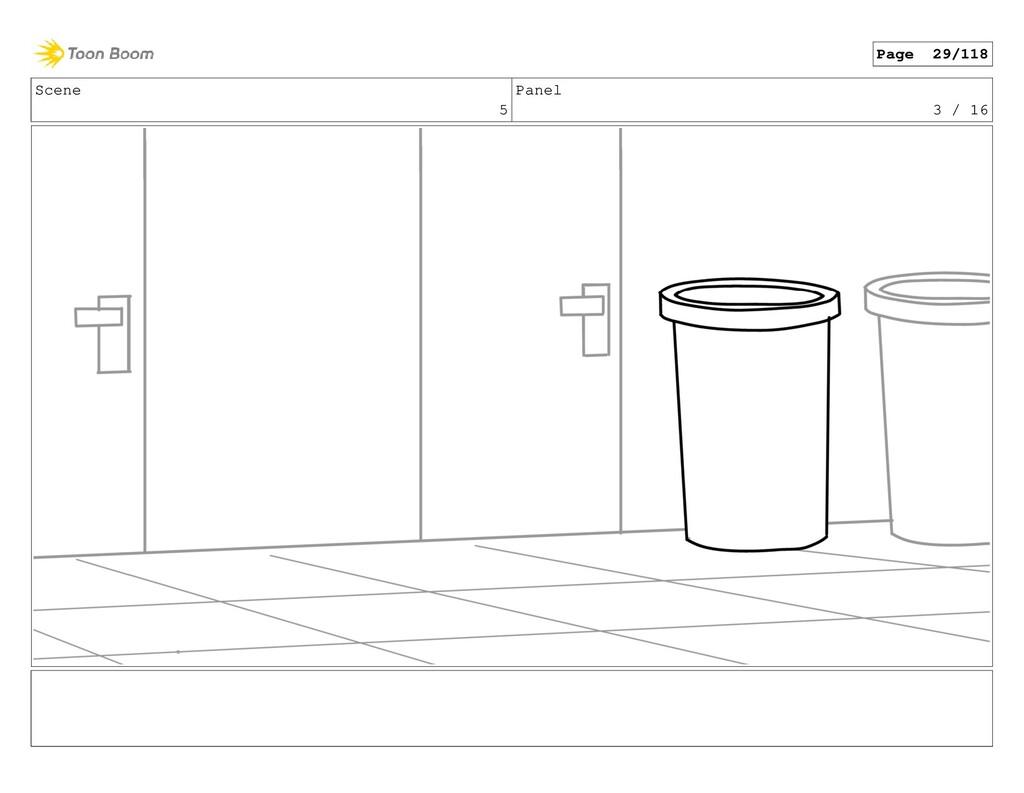 Scene 5 Panel 3 / 16 Page 29/118