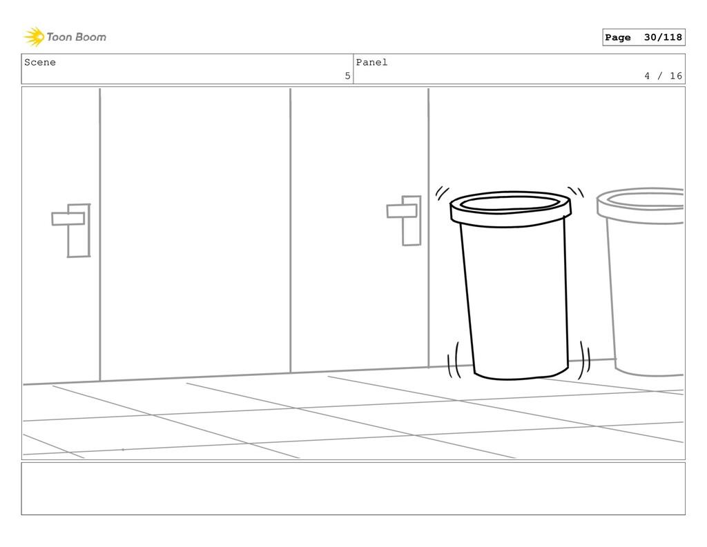 Scene 5 Panel 4 / 16 Page 30/118