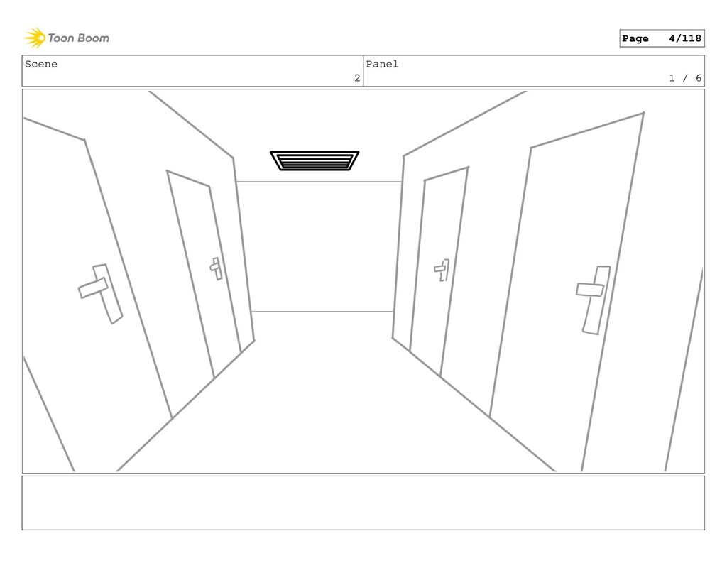 Scene 2 Panel 1 / 6 Page 4/118