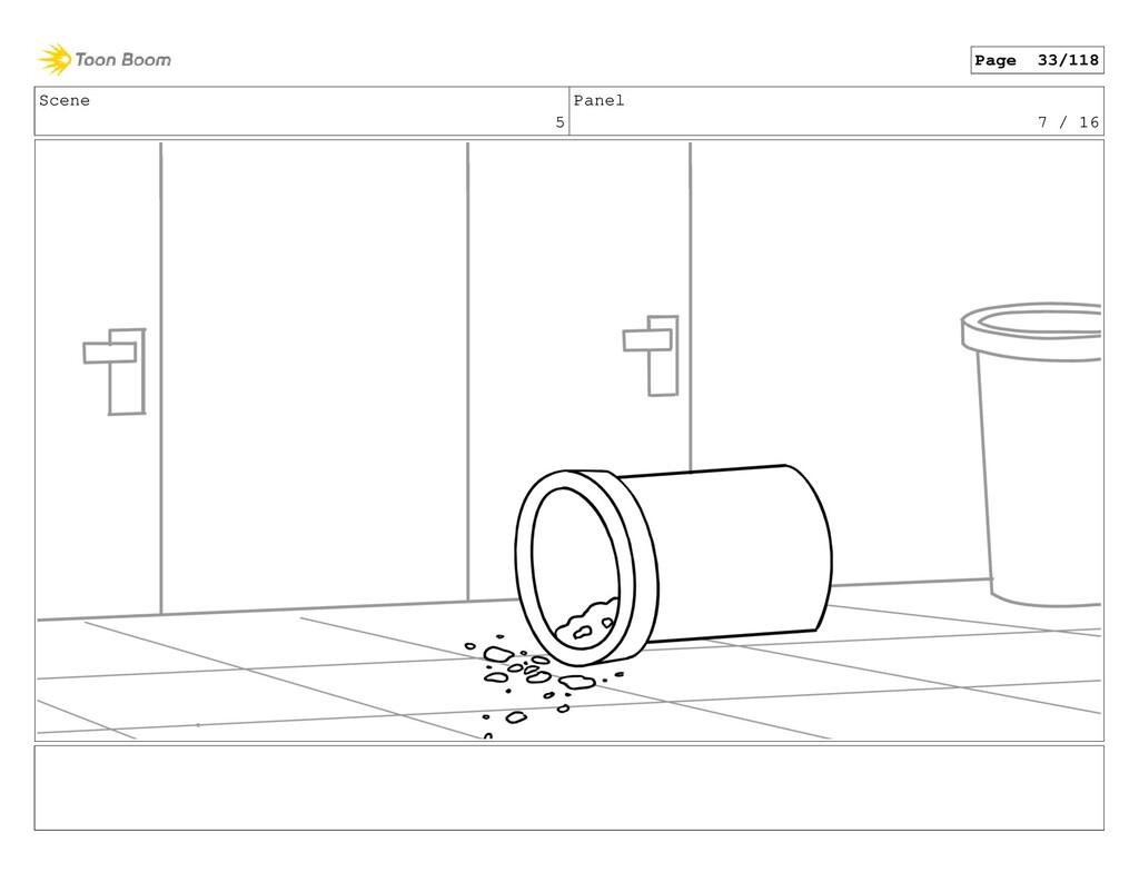 Scene 5 Panel 7 / 16 Page 33/118