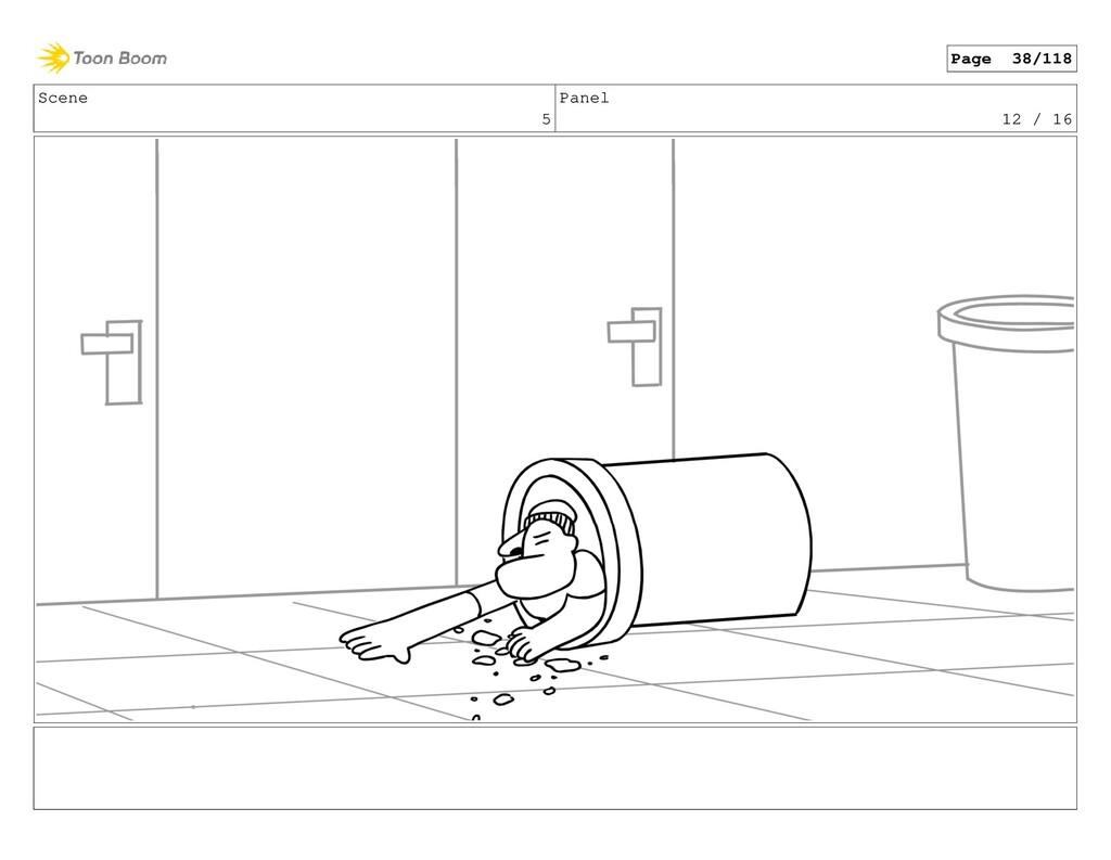 Scene 5 Panel 12 / 16 Page 38/118
