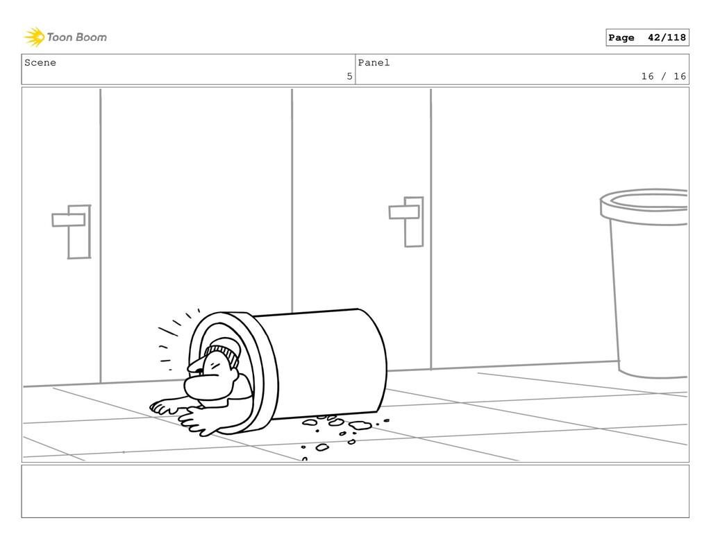 Scene 5 Panel 16 / 16 Page 42/118
