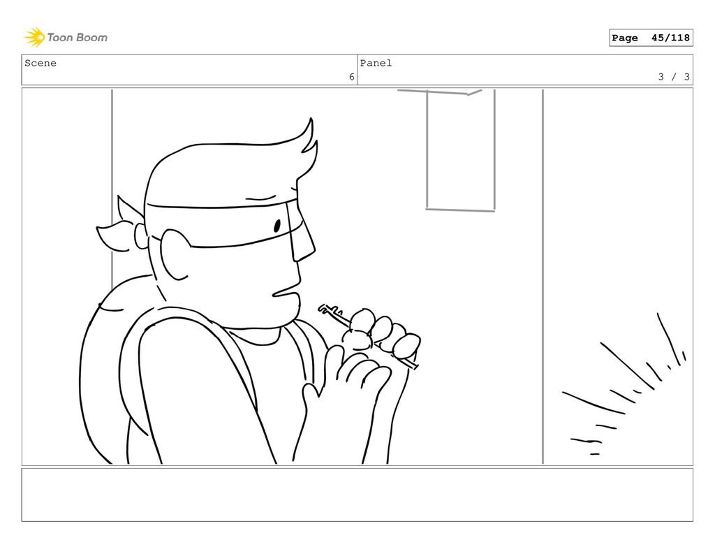 Scene 6 Panel 3 / 3 Page 45/118