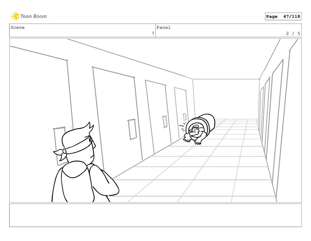 Scene 7 Panel 2 / 5 Page 47/118