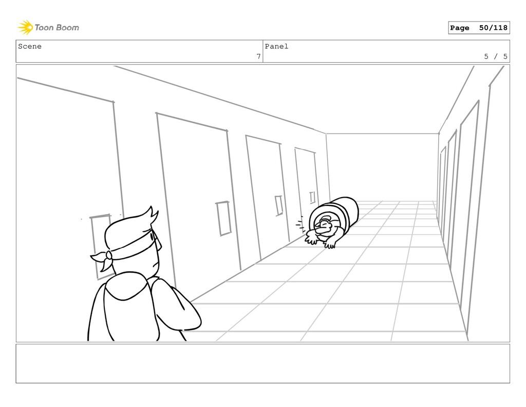 Scene 7 Panel 5 / 5 Page 50/118