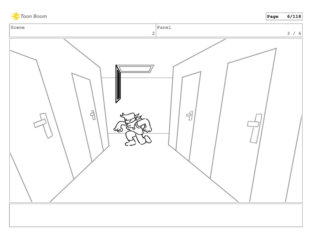Scene 2 Panel 3 / 6 Page 6/118