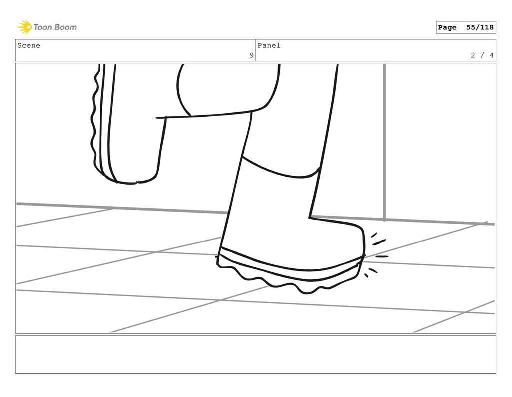 Scene 9 Panel 2 / 4 Page 55/118