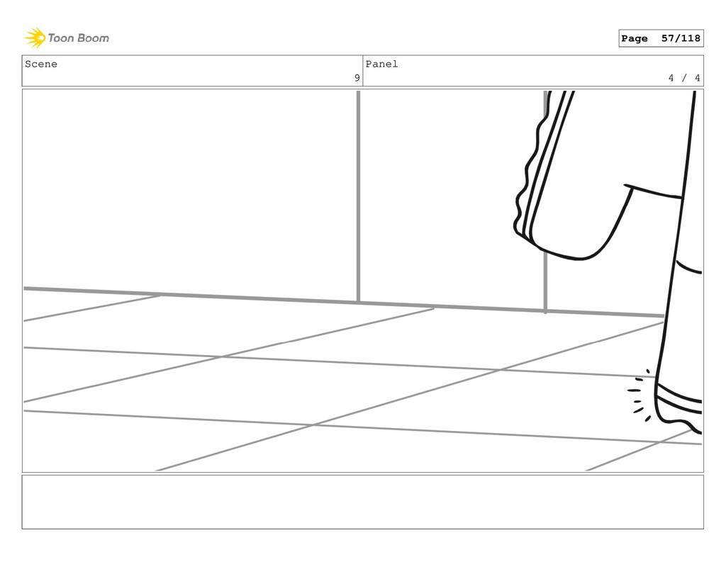 Scene 9 Panel 4 / 4 Page 57/118
