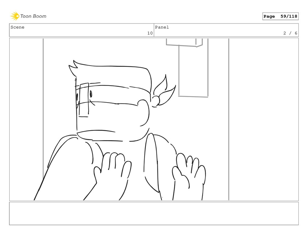 Scene 10 Panel 2 / 6 Page 59/118