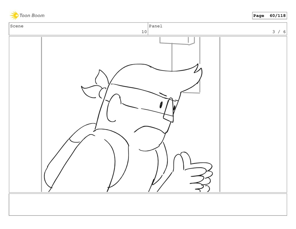 Scene 10 Panel 3 / 6 Page 60/118