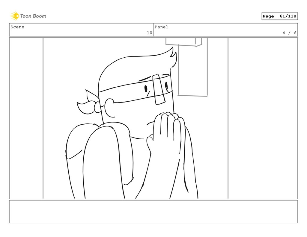 Scene 10 Panel 4 / 6 Page 61/118