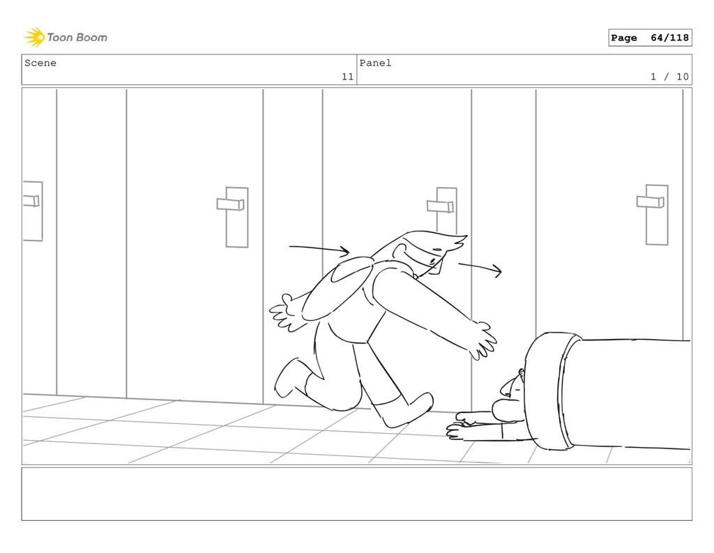 Scene 11 Panel 1 / 10 Page 64/118