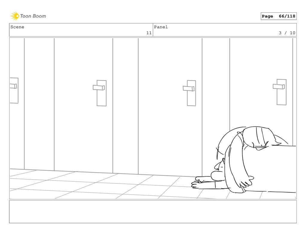 Scene 11 Panel 3 / 10 Page 66/118