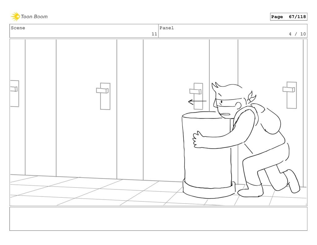 Scene 11 Panel 4 / 10 Page 67/118