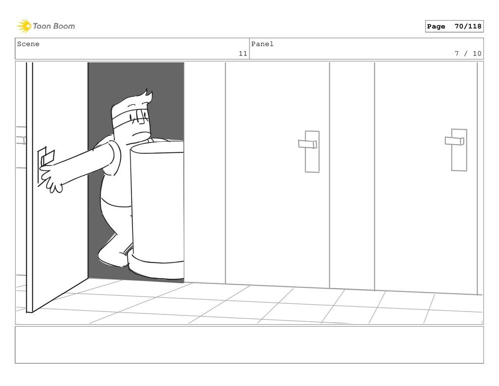 Scene 11 Panel 7 / 10 Page 70/118