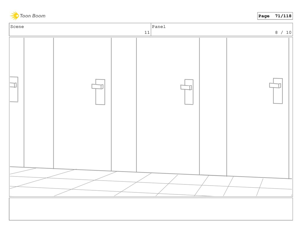Scene 11 Panel 8 / 10 Page 71/118
