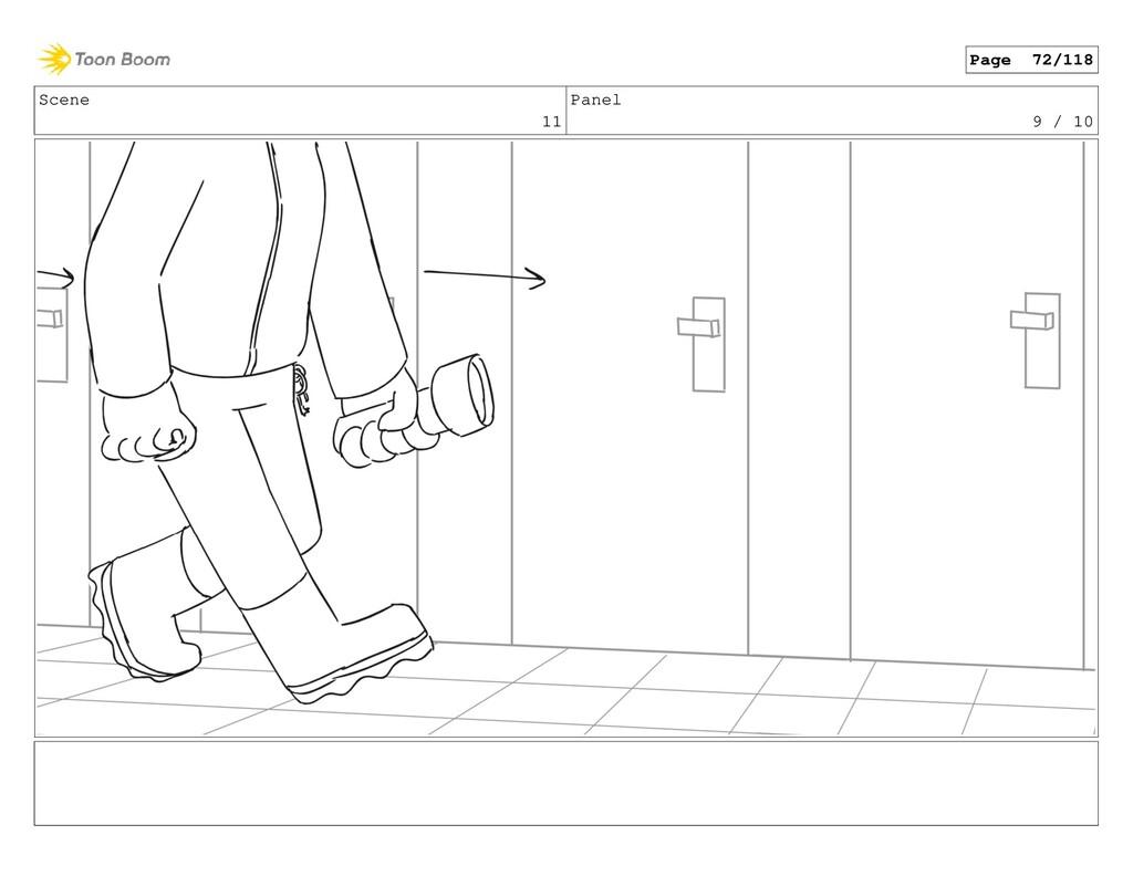 Scene 11 Panel 9 / 10 Page 72/118