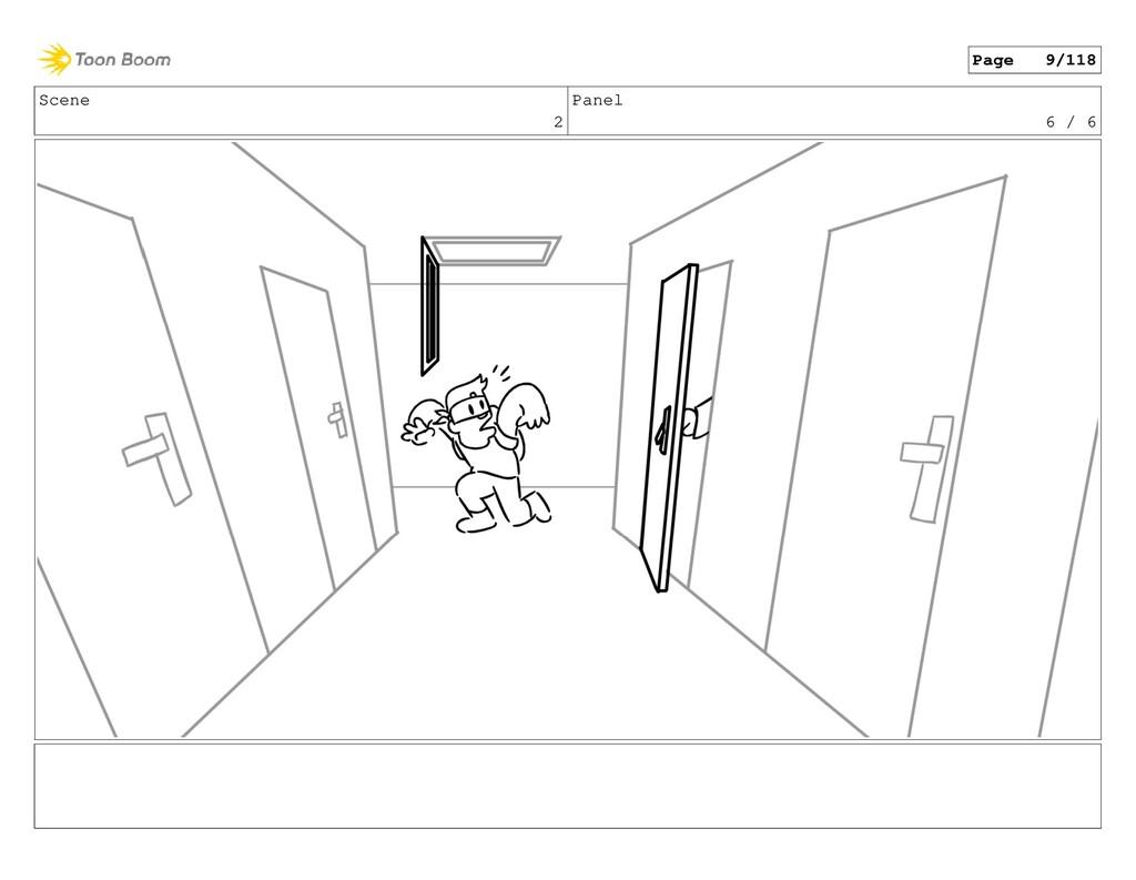 Scene 2 Panel 6 / 6 Page 9/118
