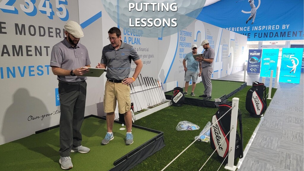 PUTTING LESSONS
