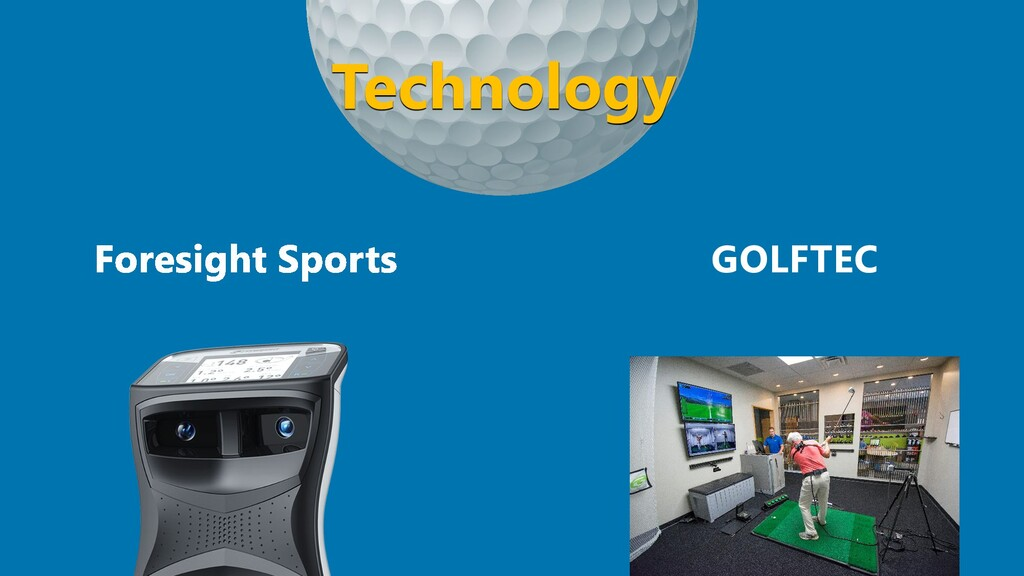 Technology GOLFTEC