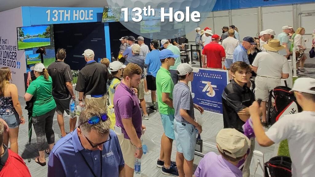 13th Hole
