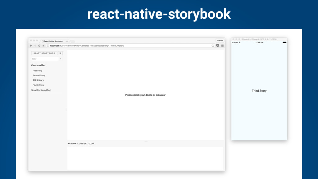 react-native-storybook