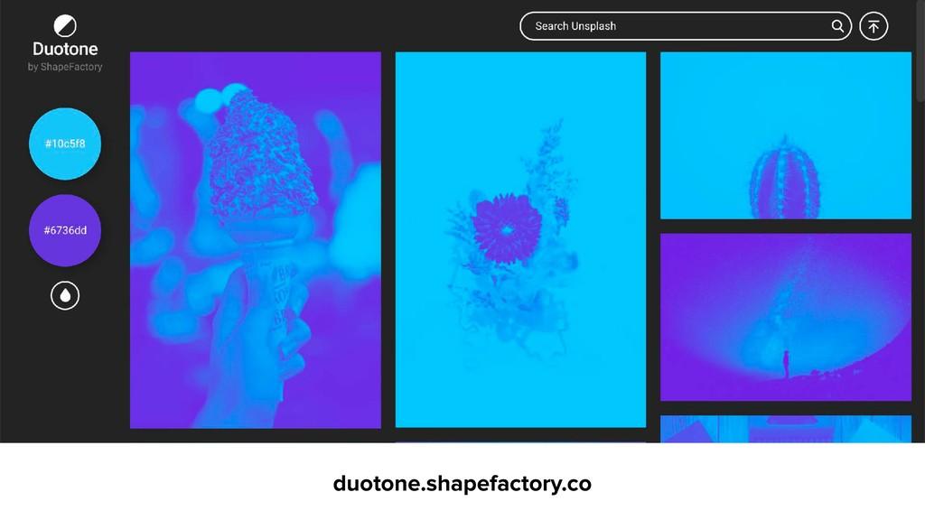 duotone.shapefactory.co