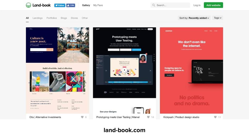 land-book.com