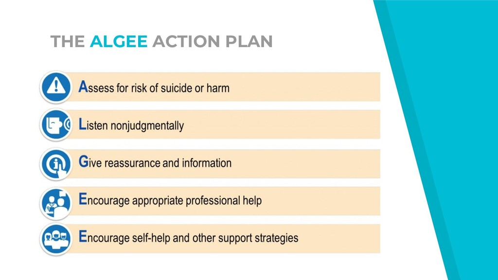 THE ALGEE ACTION PLAN