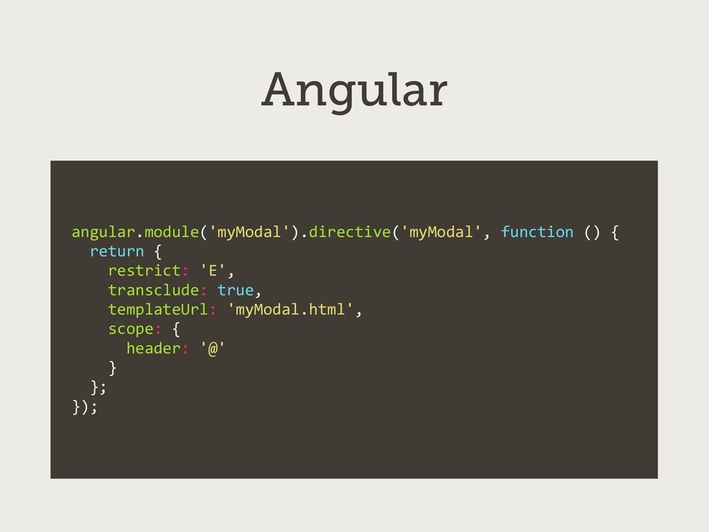 Angular angular.module('myModal').directive('my...