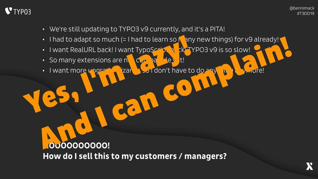 @bennimack #T3DD19 NOOOOOOOOOO! How do I sell...