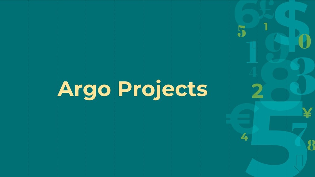 Argo Projects