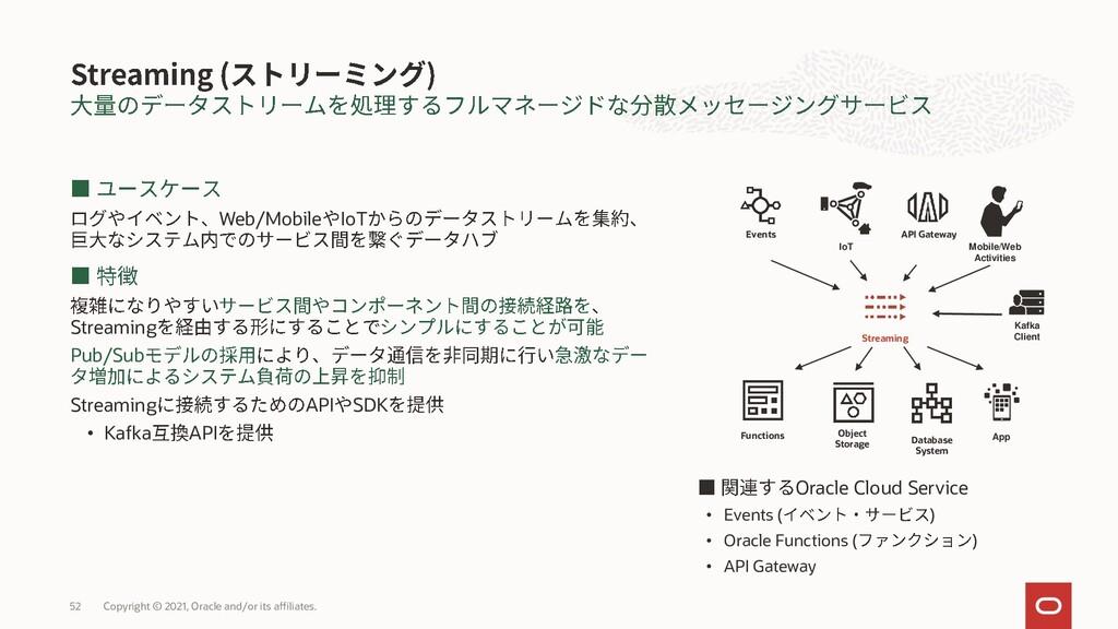 Web/Mobile IoT Streaming Pub/Sub Streaming API ...