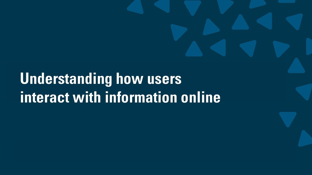 wearesigma.com @wearesigma Understanding how us...