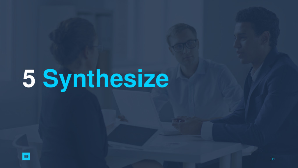 5 Synthesize 21
