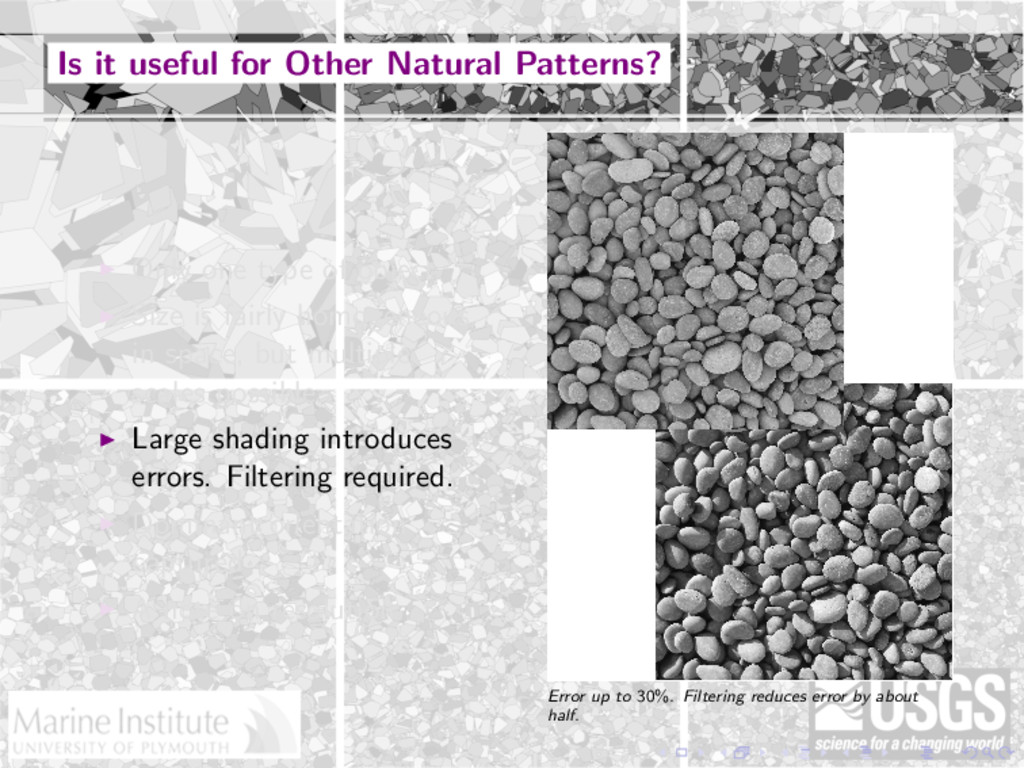 Is it useful for Other Natural Patterns? Only o...