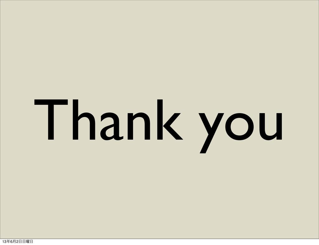 Thank you 136݄2༵