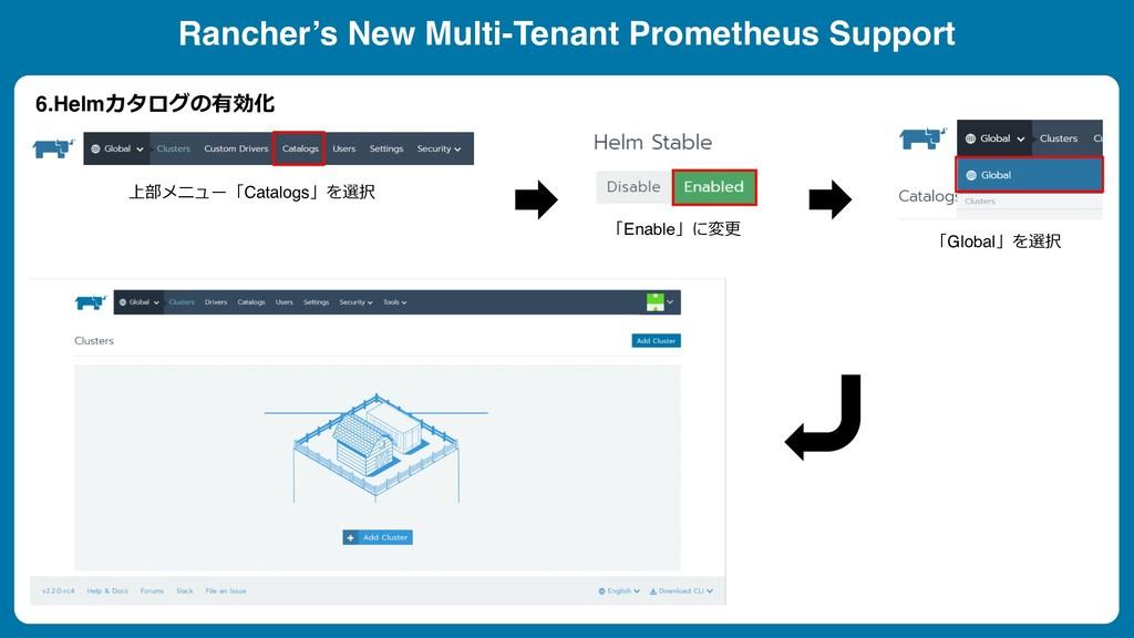 Rancher's New Multi-Tenant Prometheus Support 6...