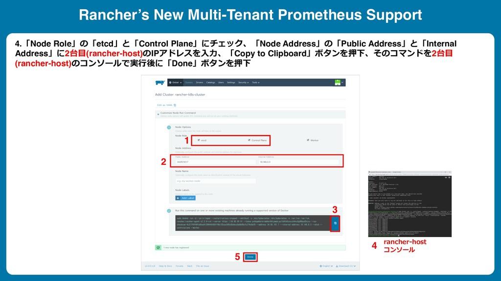 Rancher's New Multi-Tenant Prometheus Support 4...