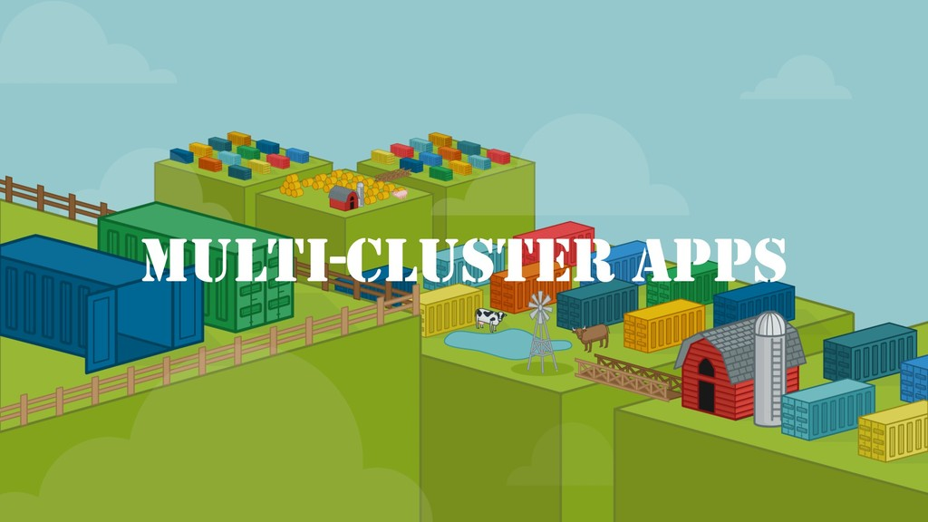 MULTI-CLUSTER APPS