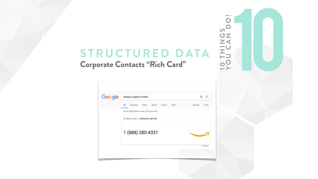 "STRUCTURE D DATA Corporate Contacts ""Rich Card""..."