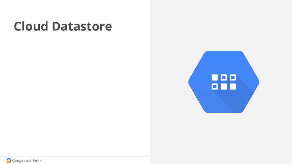 Cloud Datastore