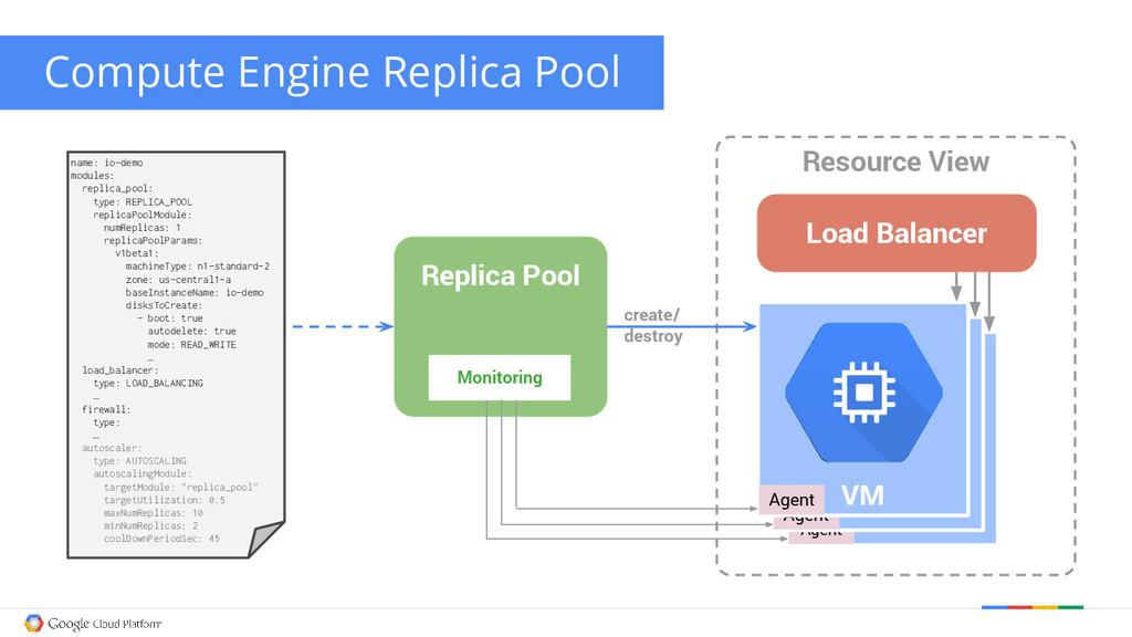 Replica Pool name: io-demo modules: replica_poo...