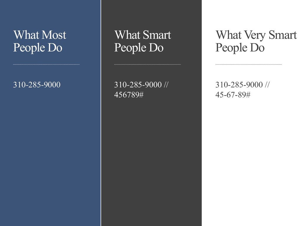What Most People Do Zoom What Smart People Do Z...
