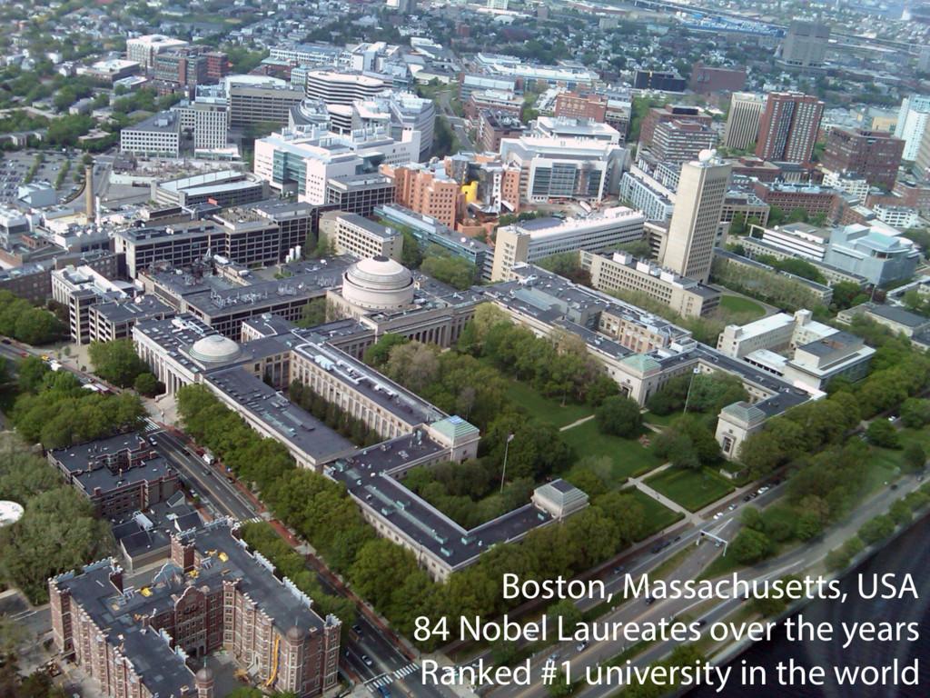 Boston, Massachusetts, USA 84 Nobel Laureates o...