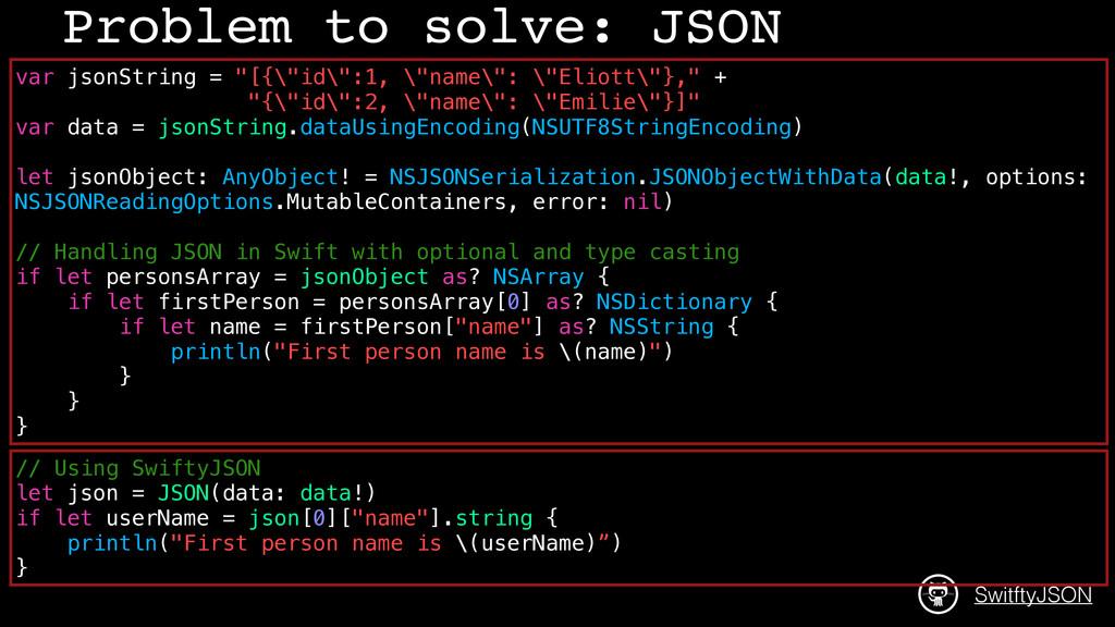 "var jsonString = ""[{\""id\"":1, \""name\"": \""Eliot..."