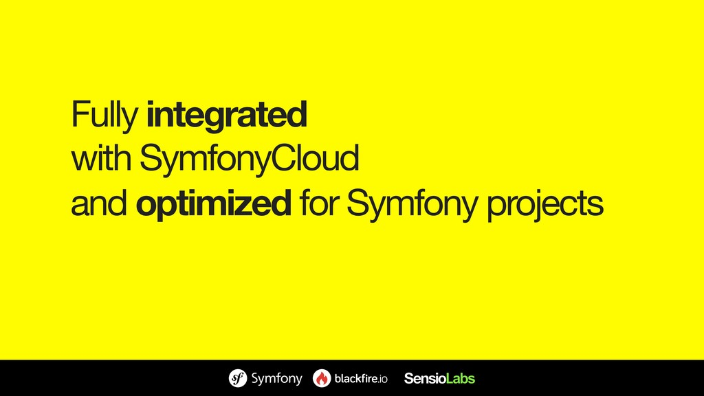 Fully integrated